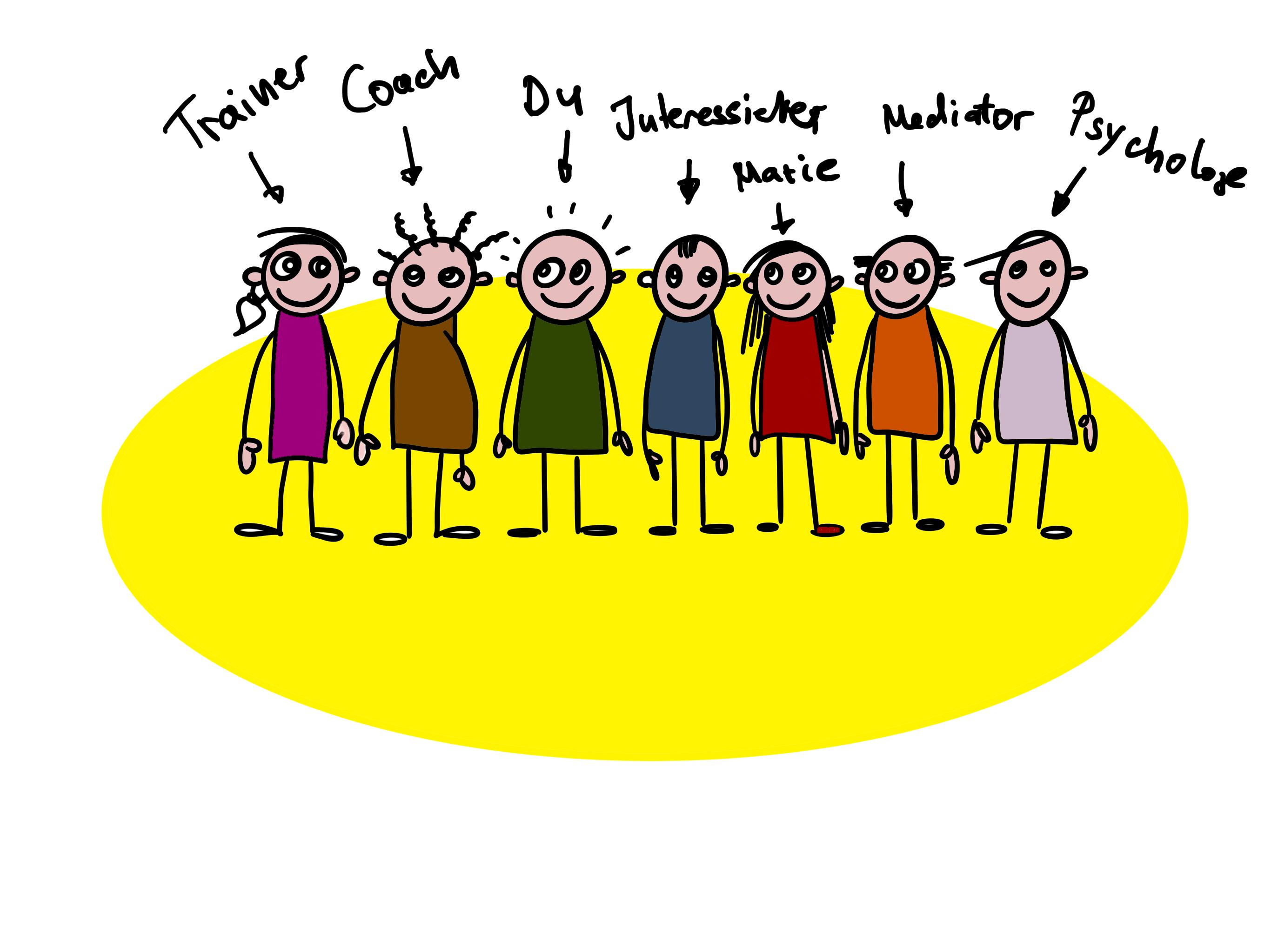 Wer ist die Coaching-Community